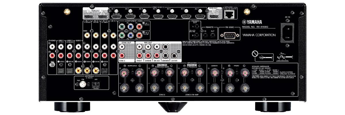 Yamaha AVENTAGE RX-A1080