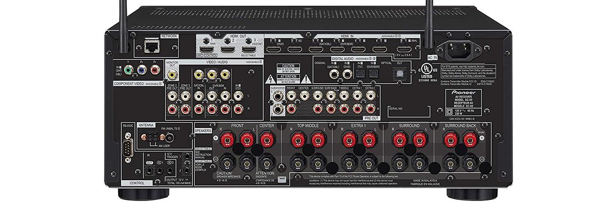 Pioneer Elite SC-LX704