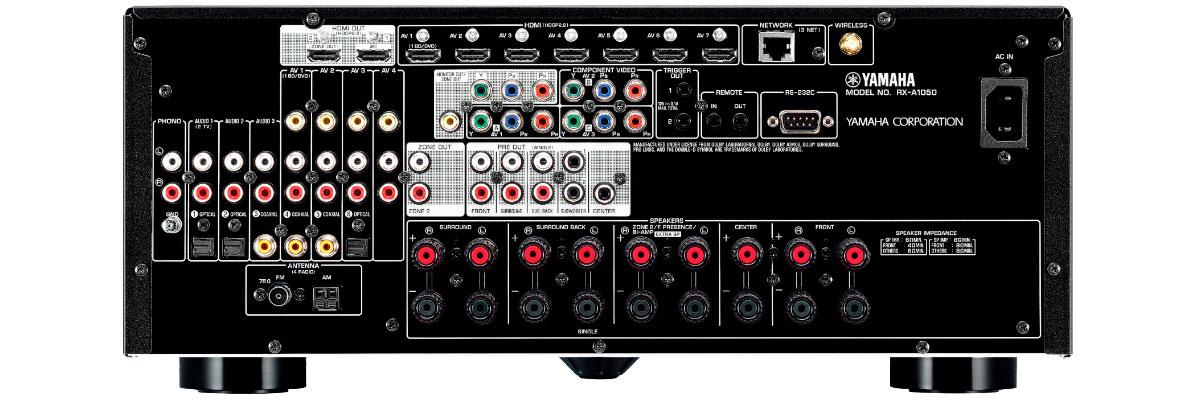 Yamaha RX-A1050