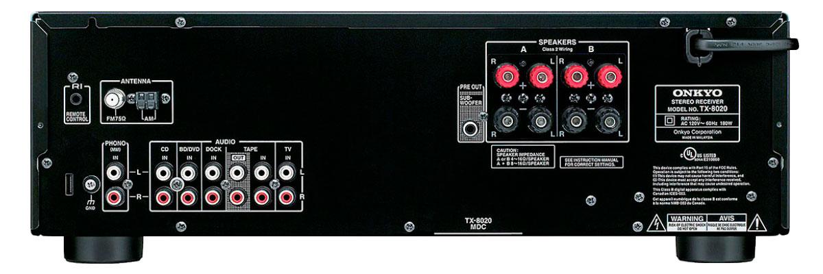 Onkyo TX-8020