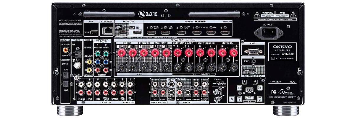 Onkyo TX-RZ820