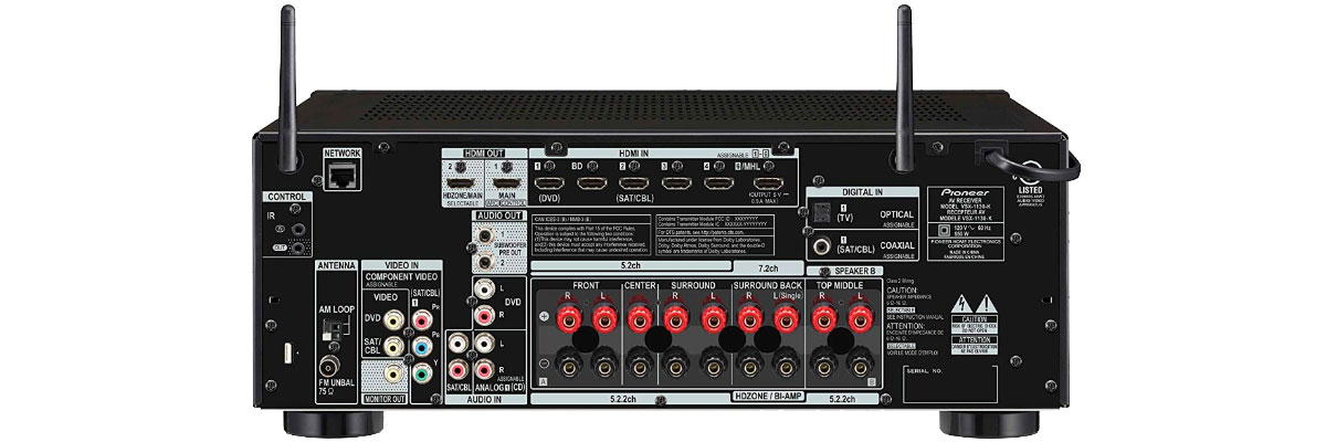 Pioneer VSX-1130-K