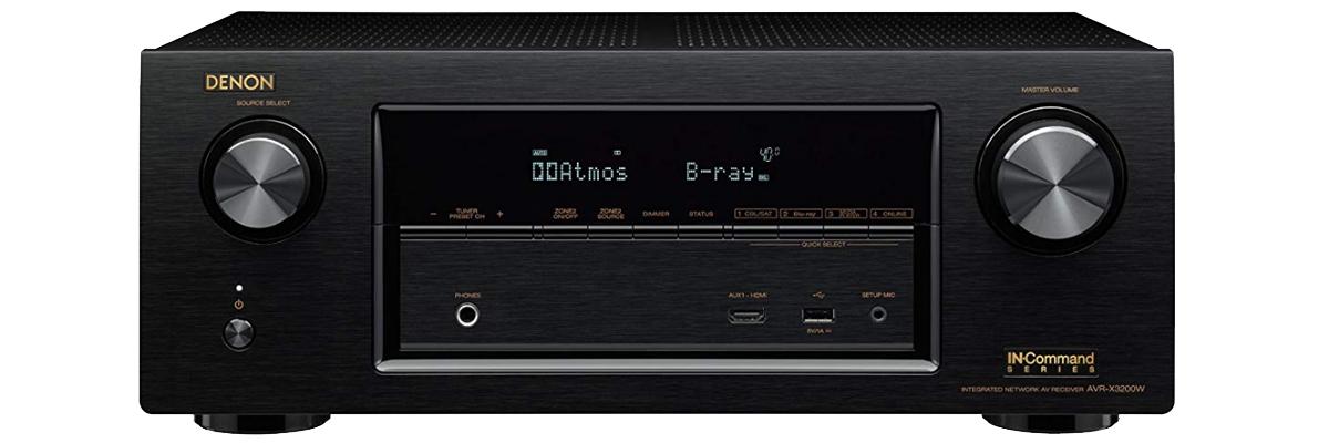 Denon AVR-X3200W