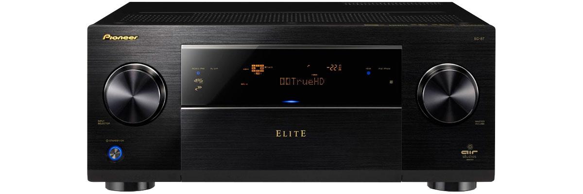 Pioneer Elite SC-87